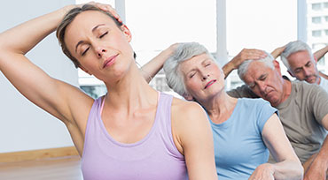 Pilates para Adulto Mayor
